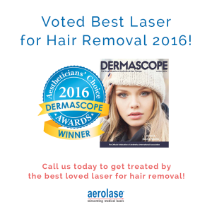 hair removal winner